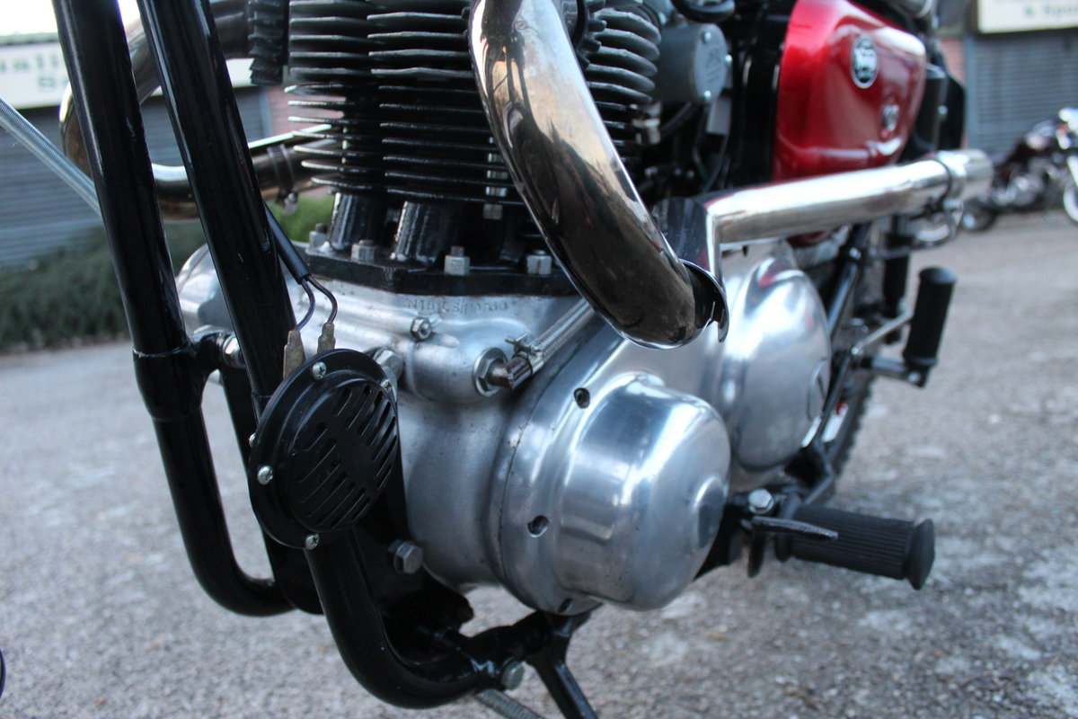 1964 Norton N15 CS  Presented as you can see in show ord For Sale (picture 13 of 24)