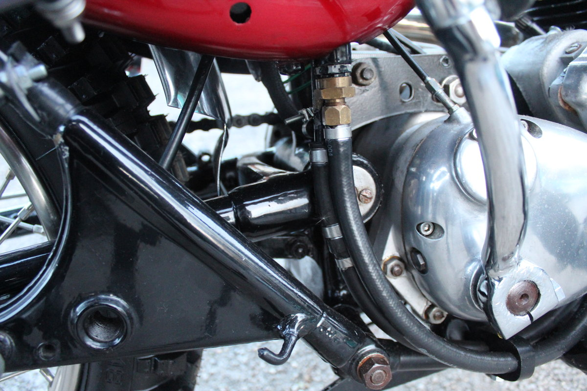 1964 Norton N15 CS  Presented as you can see in show ord For Sale (picture 18 of 24)