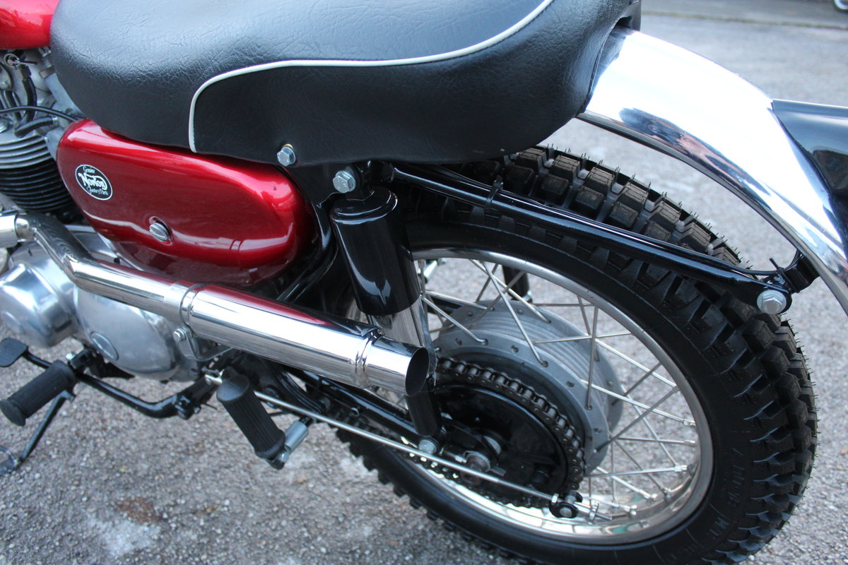 1964 Norton N15 CS  Presented as you can see in show ord For Sale (picture 21 of 24)