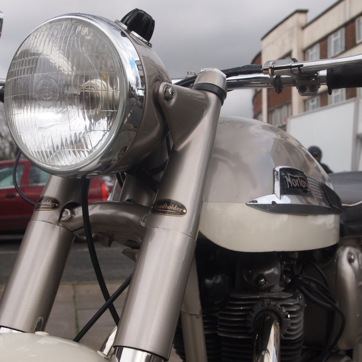 1962 Dominator 99 Classic With Matching Numbers. For Sale (picture 2 of 12)
