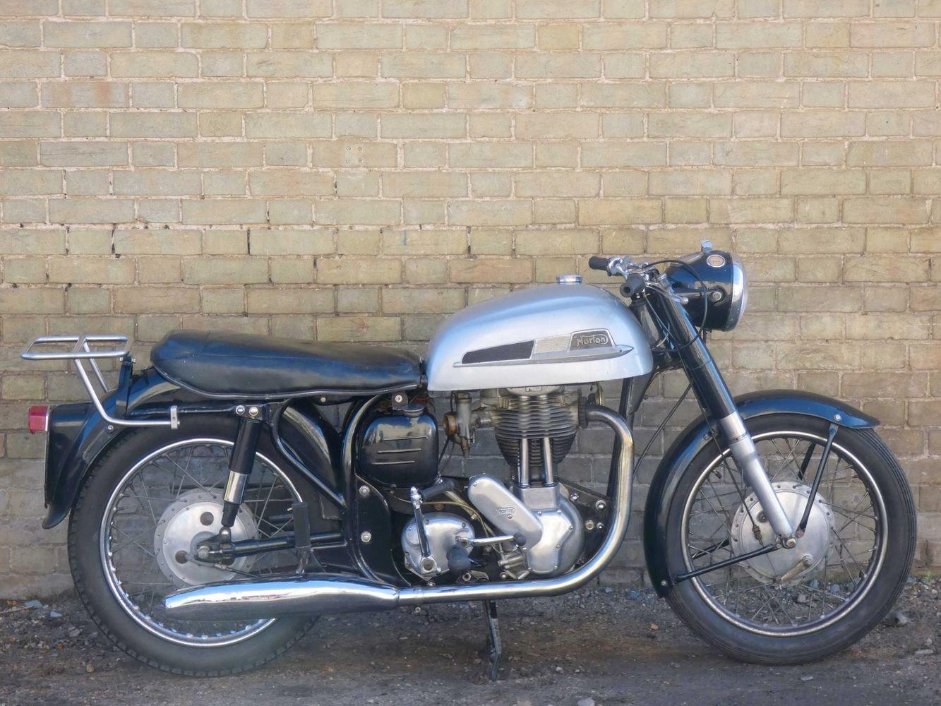 1960 Norton Model 50 350cc For Sale (picture 1 of 6)