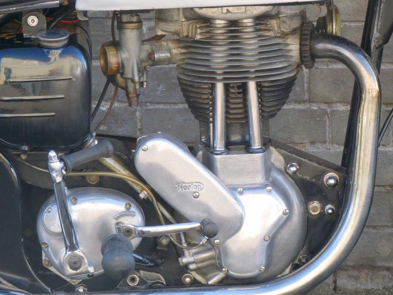 1960 Norton Model 50 350cc For Sale (picture 2 of 6)