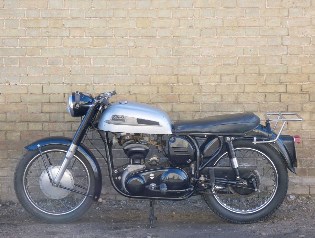 1960 Norton Model 50 350cc For Sale (picture 3 of 6)