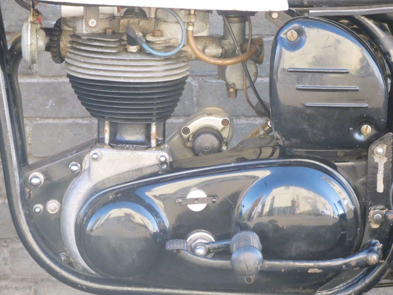 1960 Norton Model 50 350cc For Sale (picture 4 of 6)