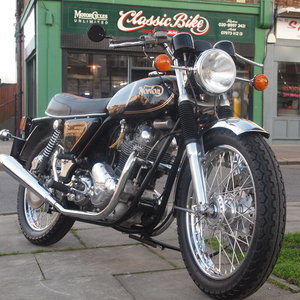 Picture of 1975 Norton Commando 850 Mk3 Electric Start, SOLD TO MARTIN. SOLD