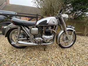 Picture of 1955 Norton Dominator 99 For Sale by Auction