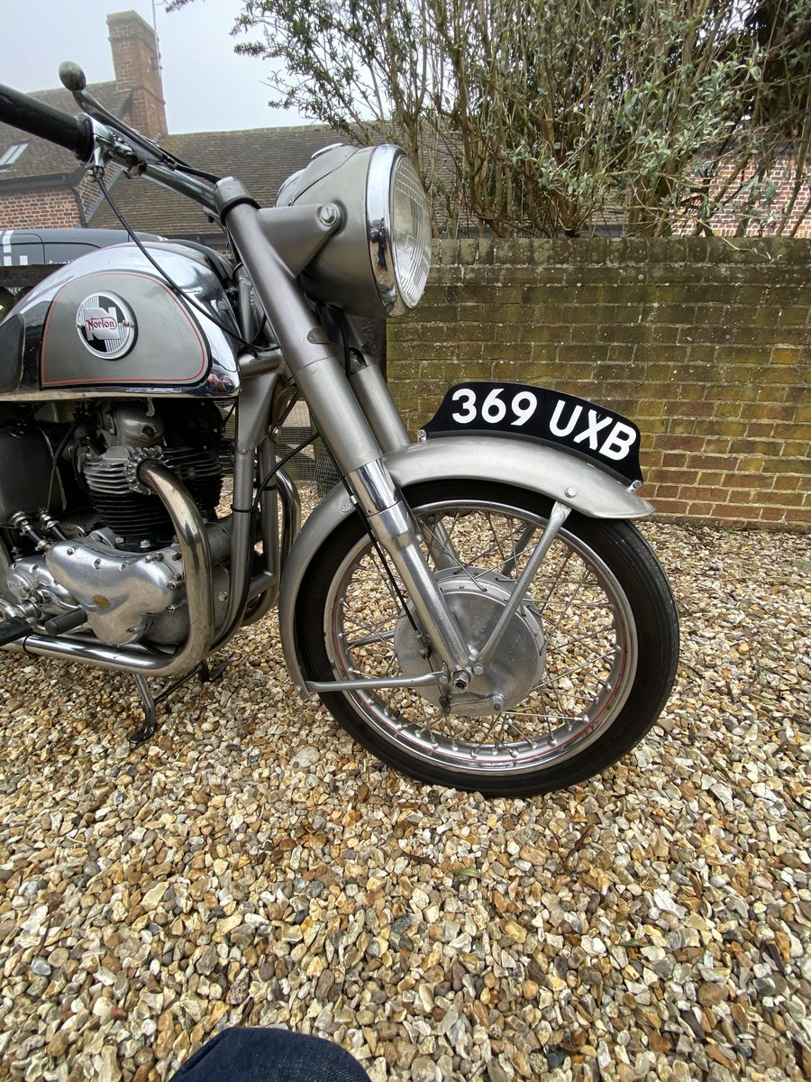 1955 Norton Dominator 99 For Sale by Auction (picture 3 of 50)