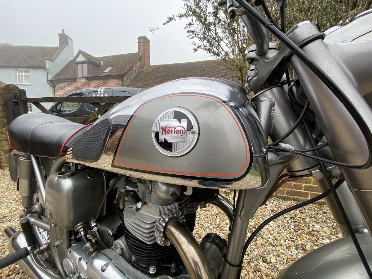 1955 Norton Dominator 99 For Sale by Auction (picture 4 of 50)