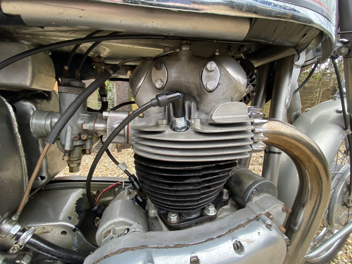 1955 Norton Dominator 99 For Sale by Auction (picture 7 of 50)