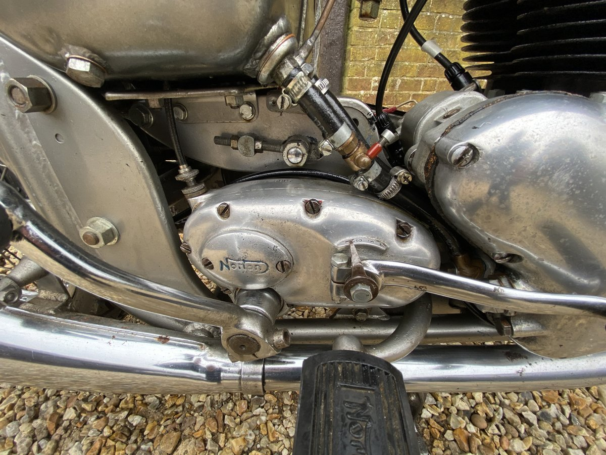 1955 Norton Dominator 99 For Sale by Auction (picture 9 of 50)