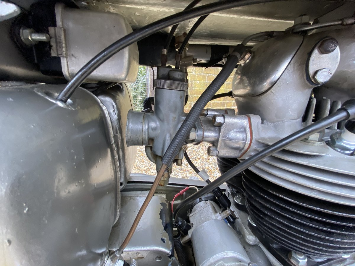 1955 Norton Dominator 99 For Sale by Auction (picture 11 of 50)