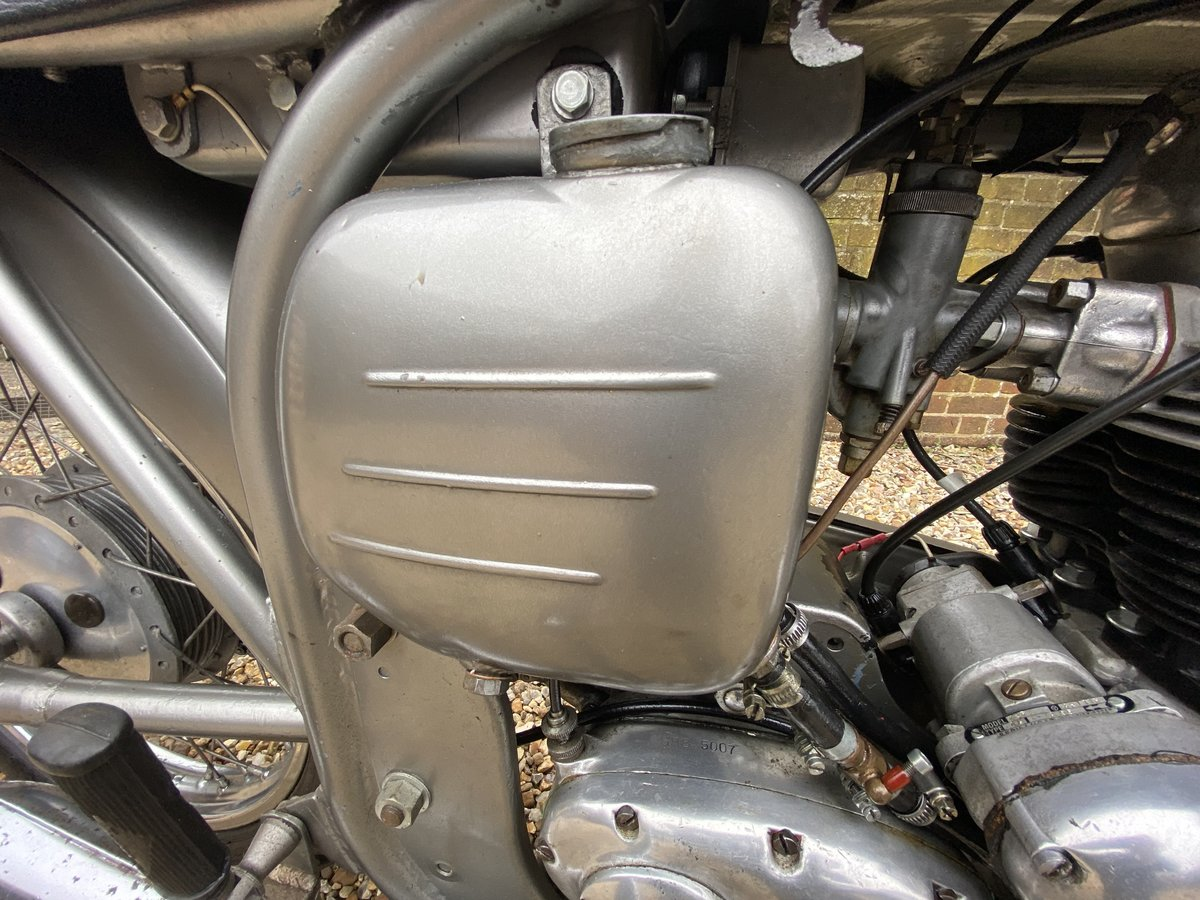 1955 Norton Dominator 99 For Sale by Auction (picture 12 of 50)