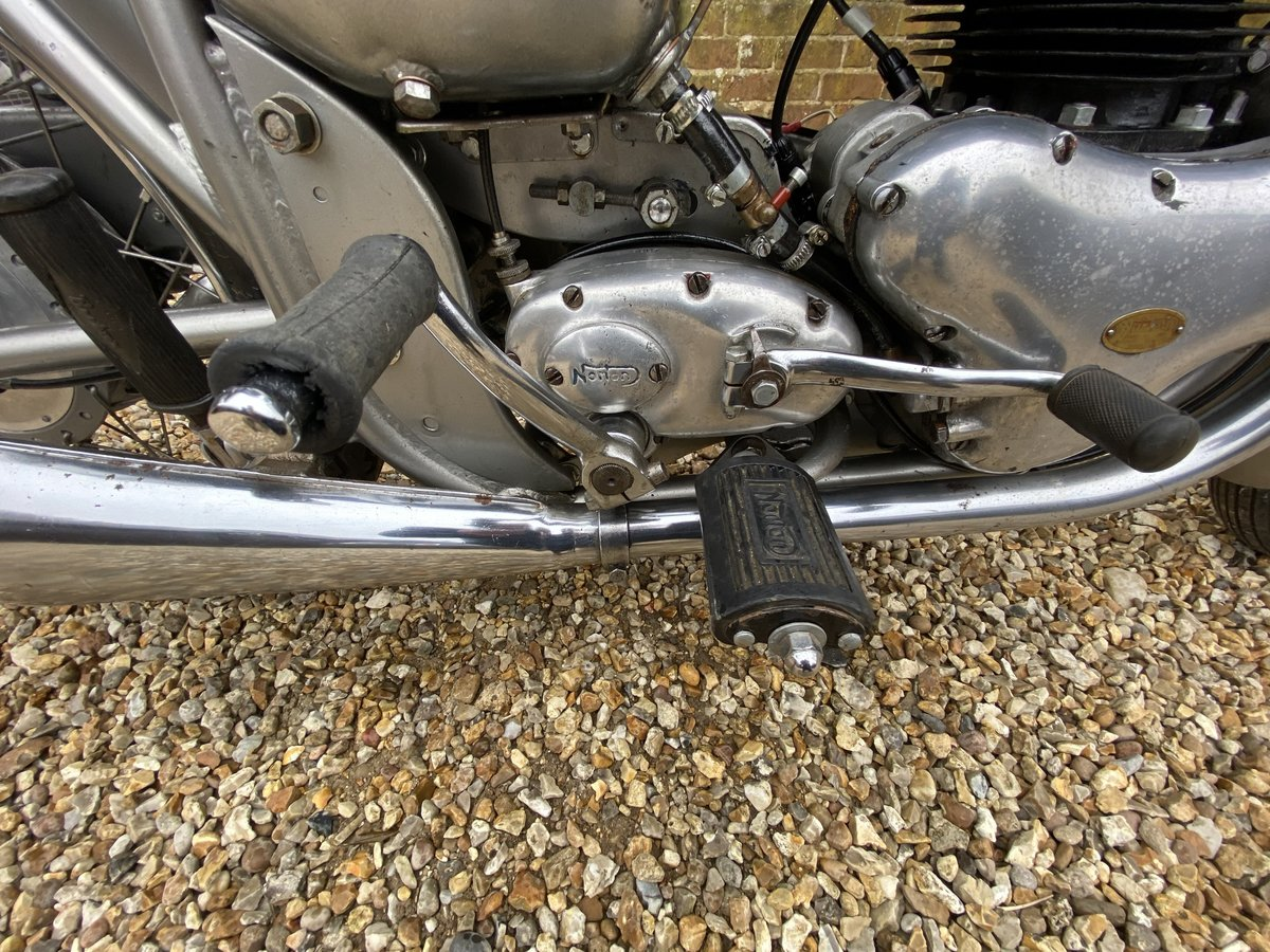 1955 Norton Dominator 99 For Sale by Auction (picture 14 of 50)