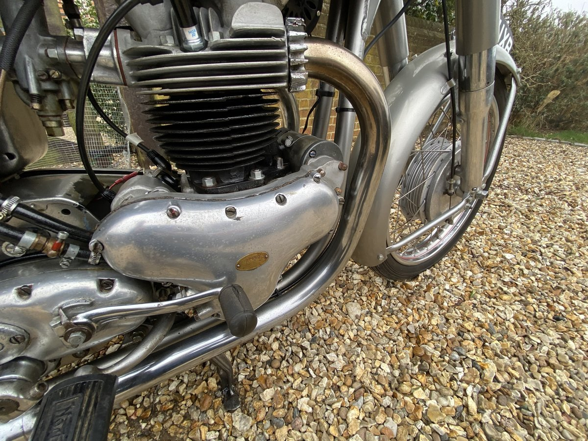 1955 Norton Dominator 99 For Sale by Auction (picture 15 of 50)