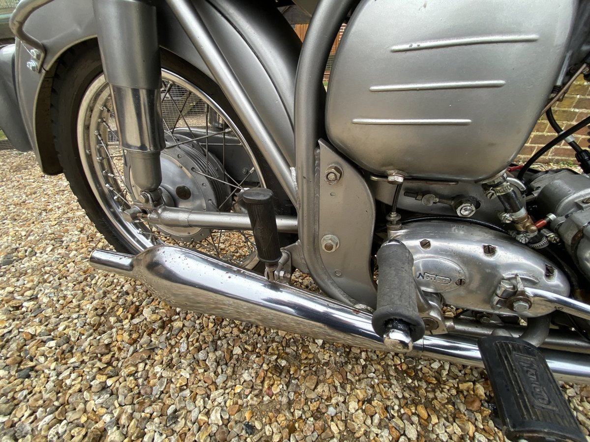1955 Norton Dominator 99 For Sale by Auction (picture 16 of 50)