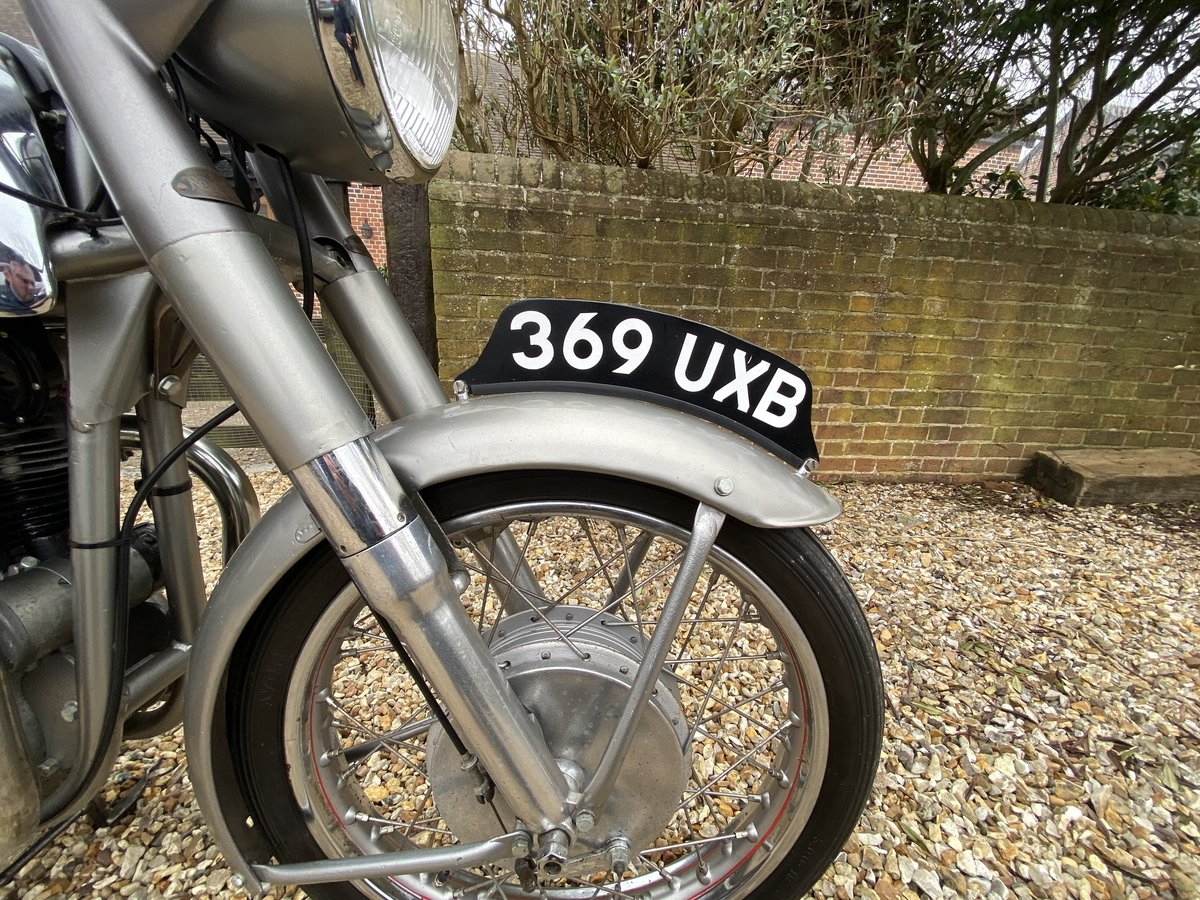 1955 Norton Dominator 99 For Sale by Auction (picture 17 of 50)