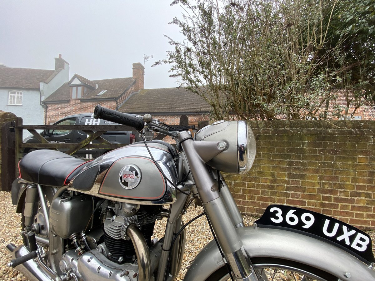 1955 Norton Dominator 99 For Sale by Auction (picture 19 of 50)