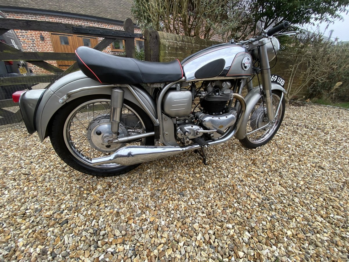 1955 Norton Dominator 99 For Sale by Auction (picture 20 of 50)