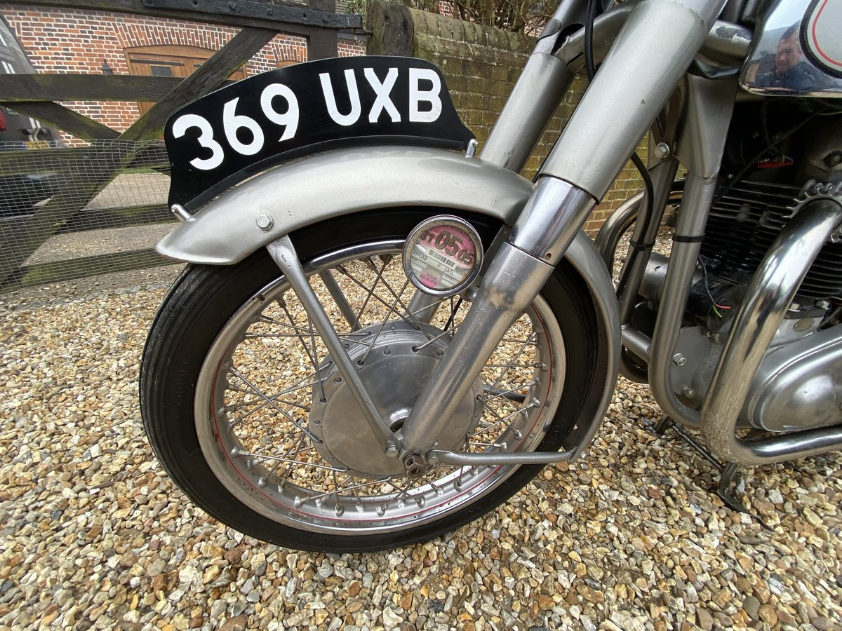 1955 Norton Dominator 99 For Sale by Auction (picture 21 of 50)