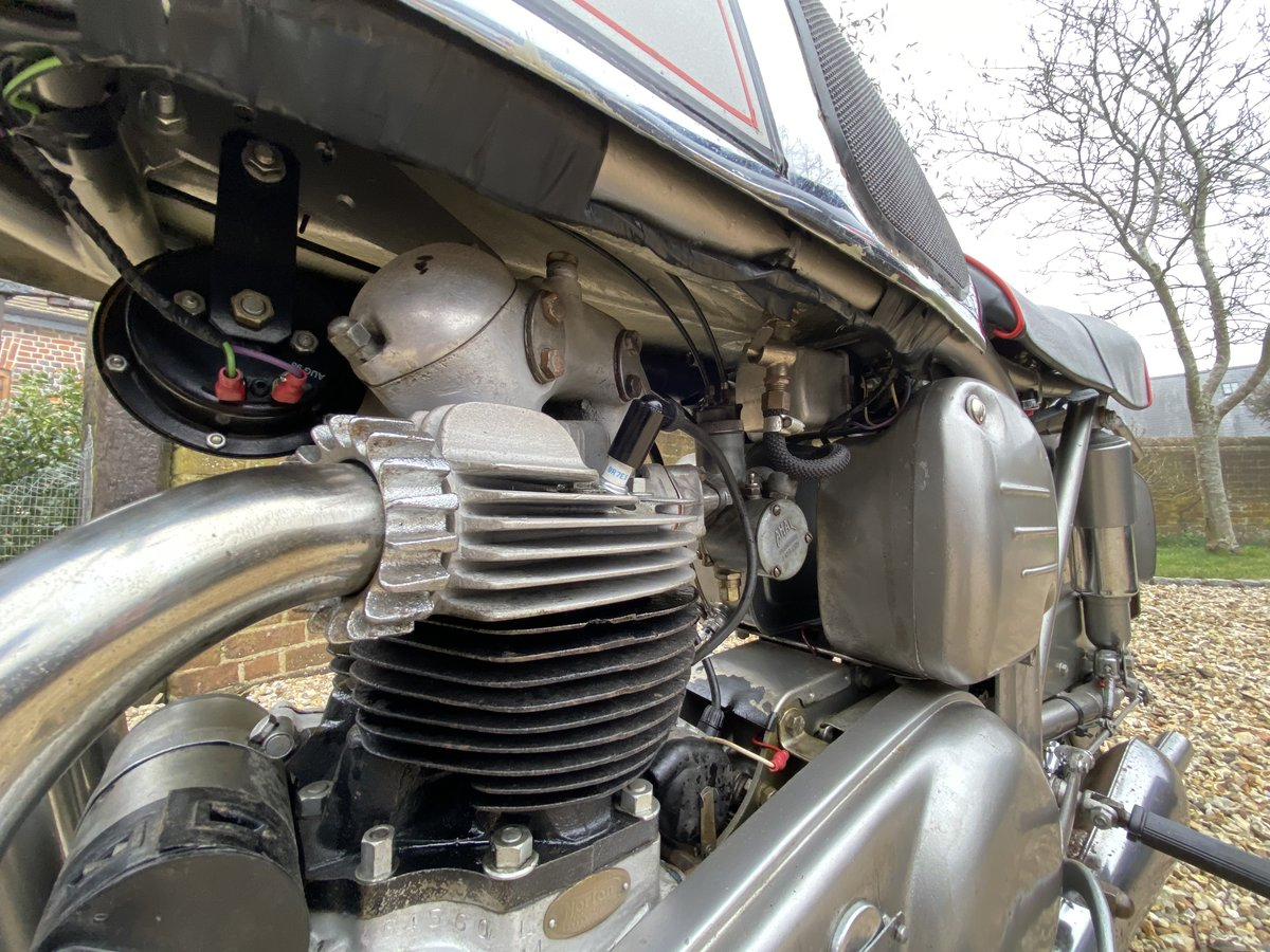 1955 Norton Dominator 99 For Sale by Auction (picture 28 of 50)
