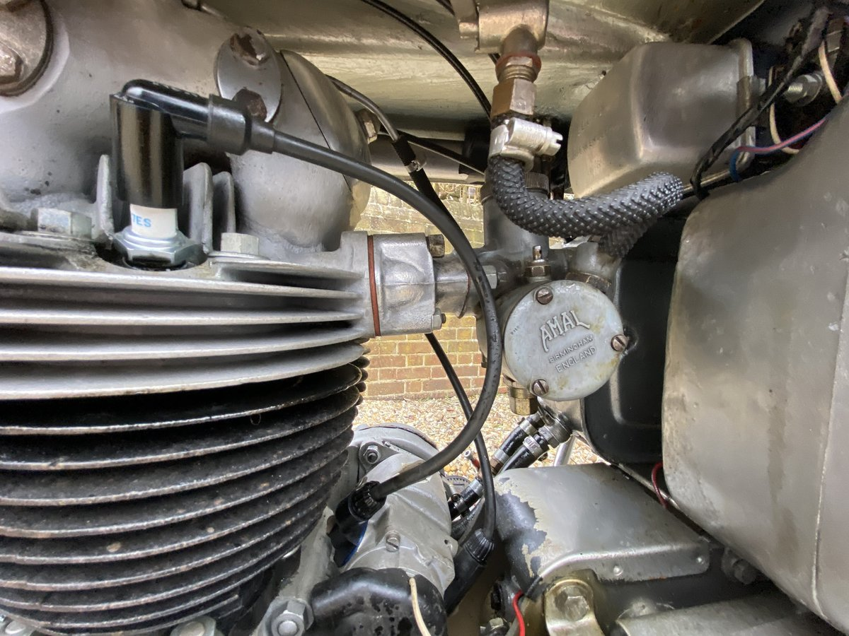 1955 Norton Dominator 99 For Sale by Auction (picture 31 of 50)
