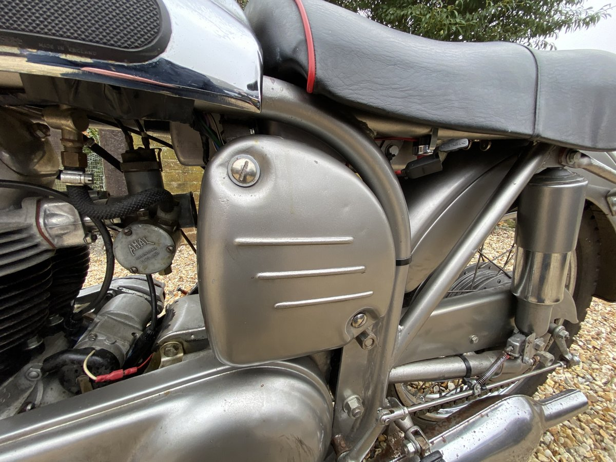 1955 Norton Dominator 99 For Sale by Auction (picture 32 of 50)