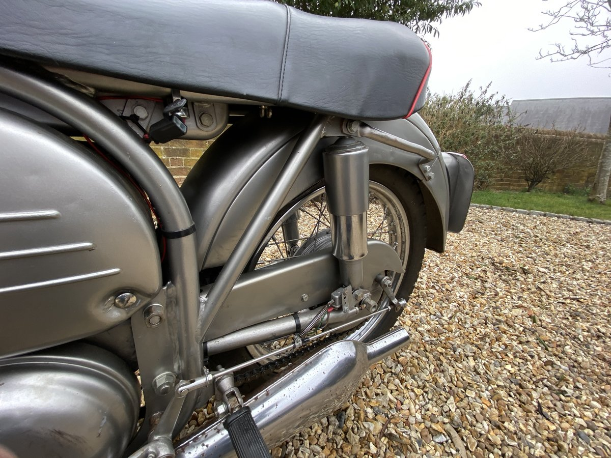 1955 Norton Dominator 99 For Sale by Auction (picture 35 of 50)