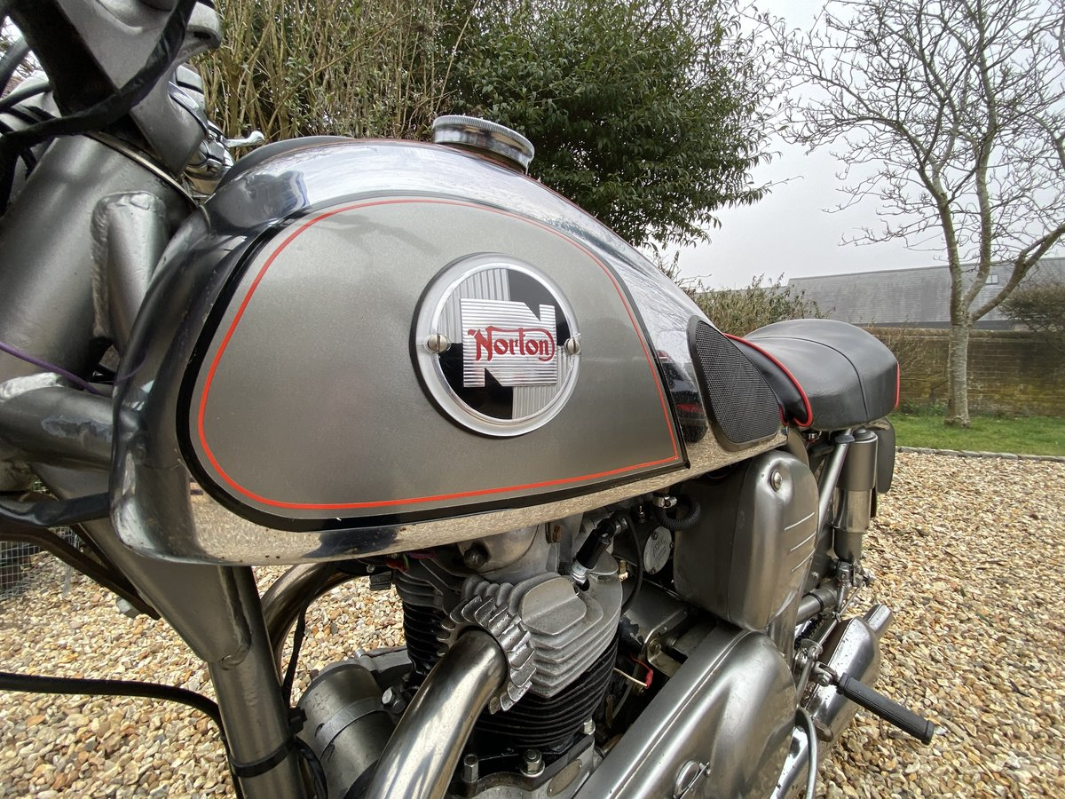 1955 Norton Dominator 99 For Sale by Auction (picture 38 of 50)