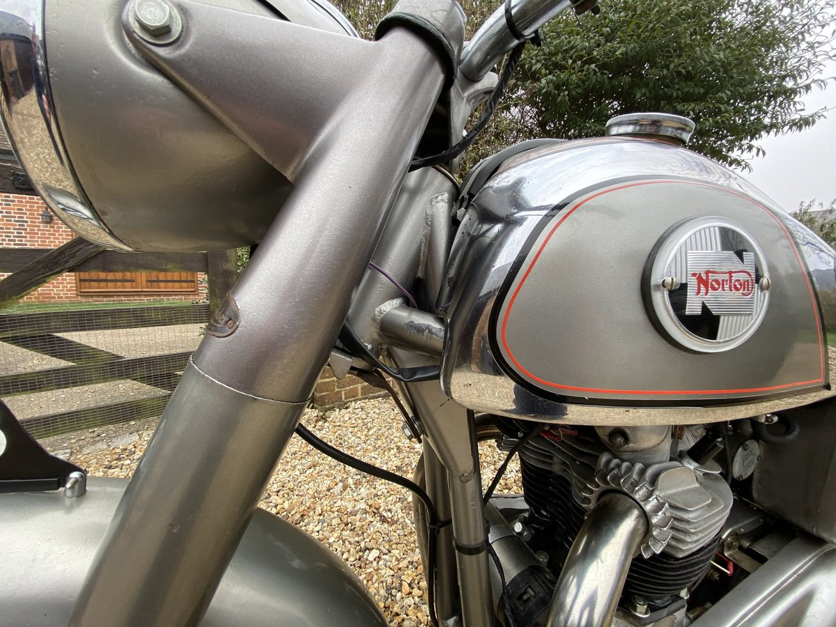 1955 Norton Dominator 99 For Sale by Auction (picture 40 of 50)