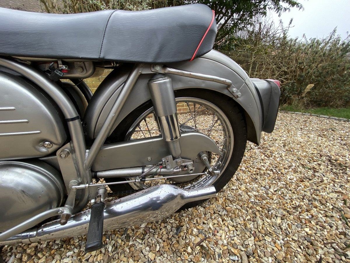 1955 Norton Dominator 99 For Sale by Auction (picture 41 of 50)