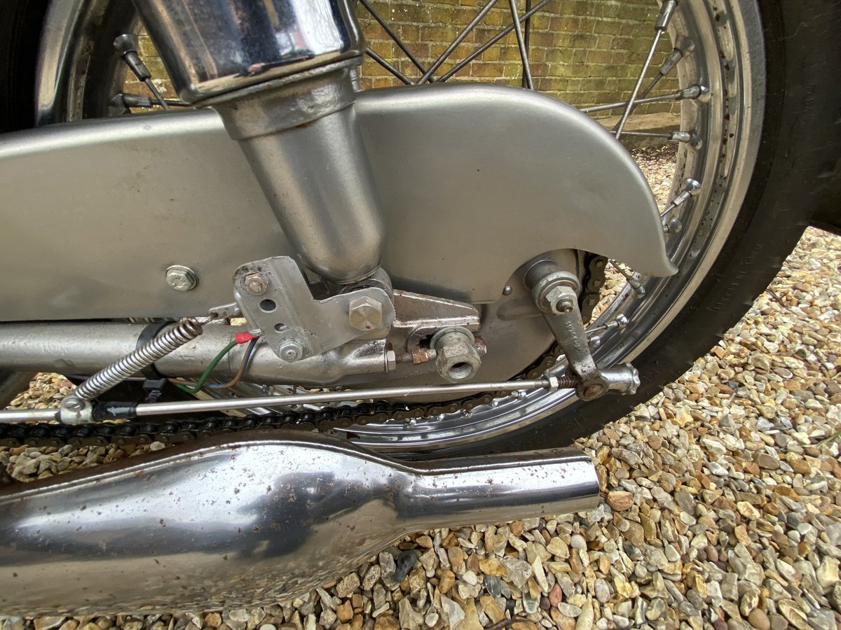 1955 Norton Dominator 99 For Sale by Auction (picture 42 of 50)
