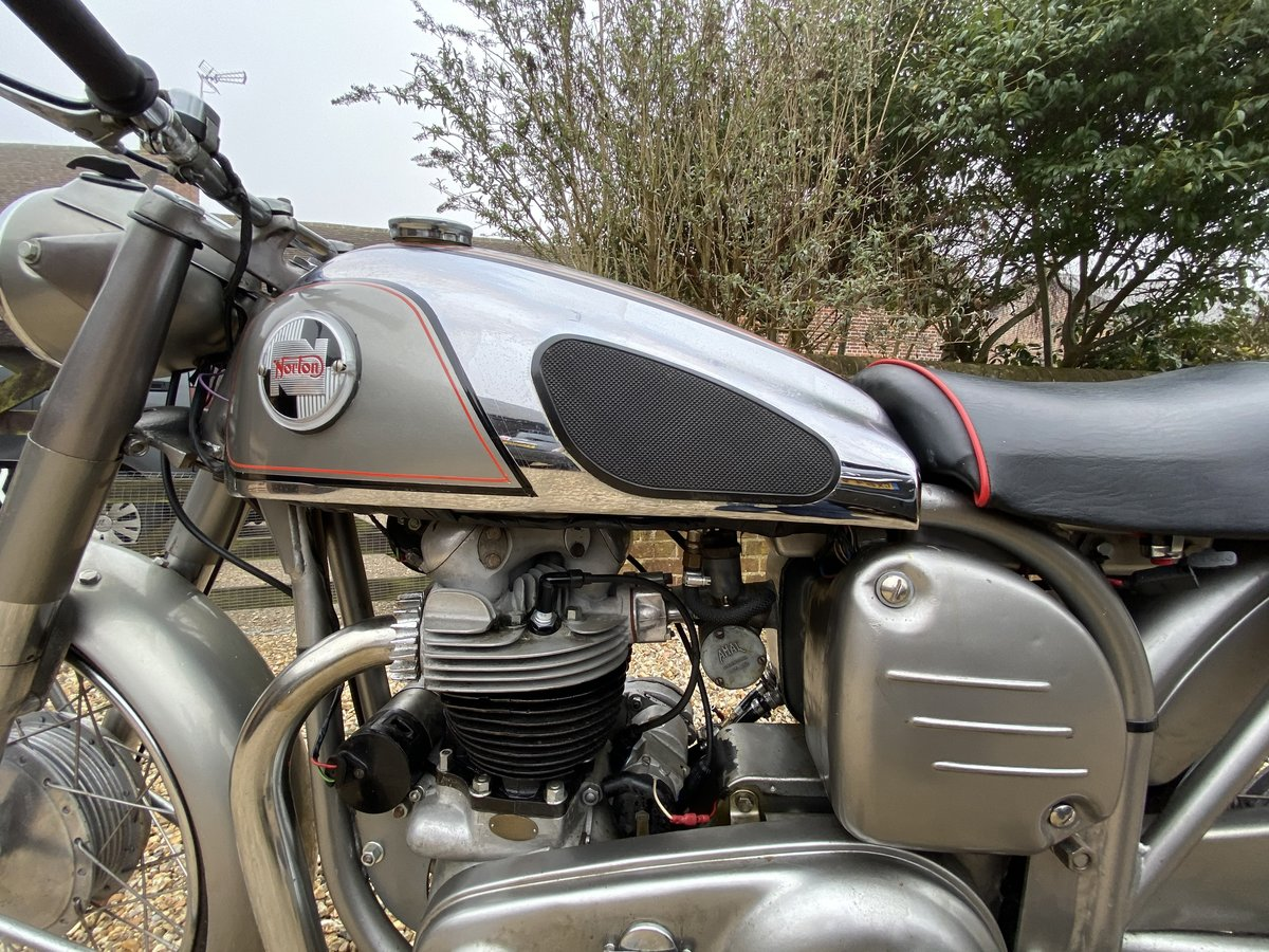 1955 Norton Dominator 99 For Sale by Auction (picture 47 of 50)