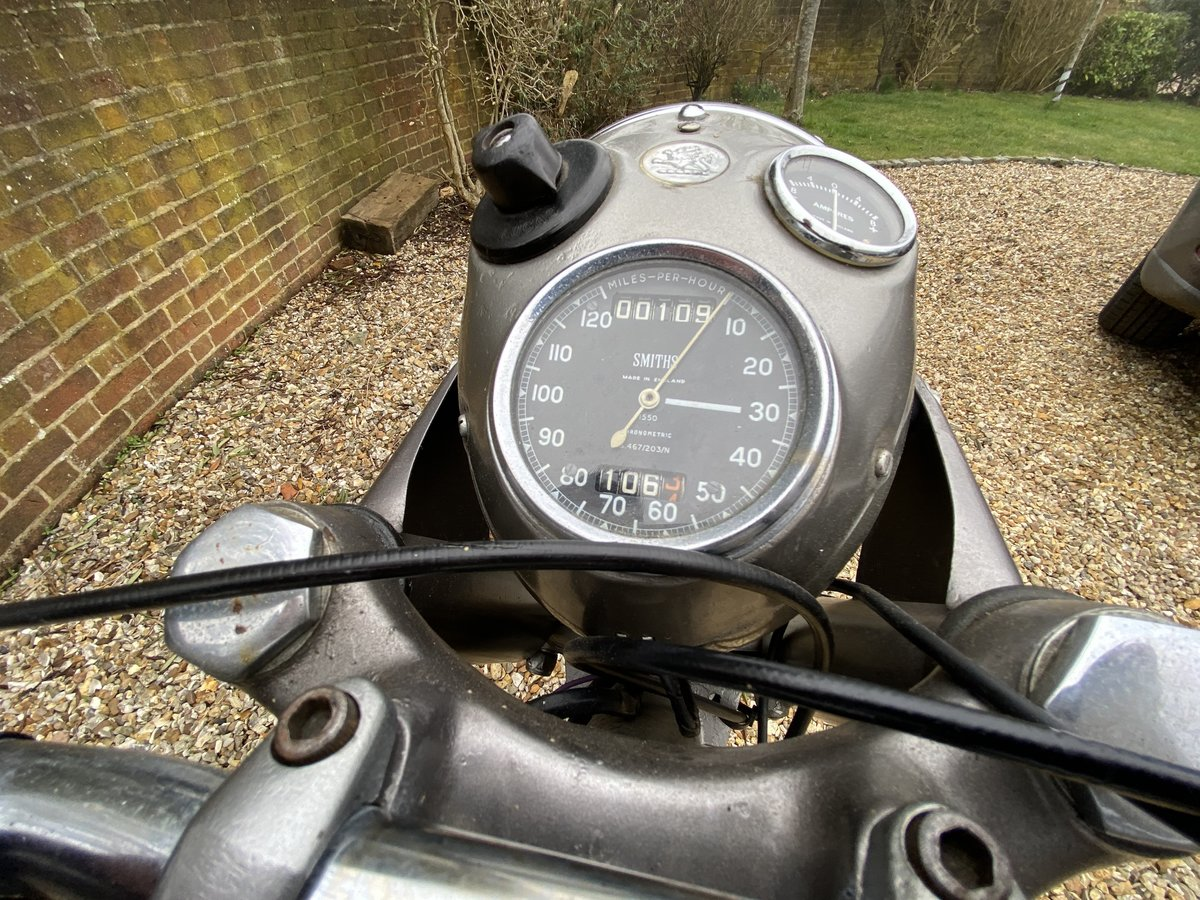 1955 Norton Dominator 99 For Sale by Auction (picture 49 of 50)