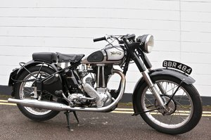 Picture of 1950 Norton ES2 500cc Plunger - Fully Restored SOLD