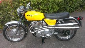 Picture of 1969 Norton Commando 750S Restored For Sale