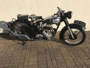 Picture of 1951 Norton Big 4 For Sale