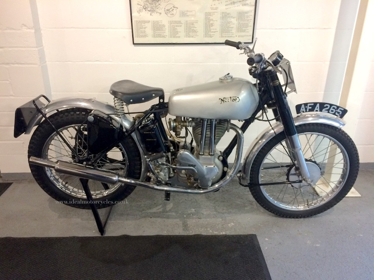 1951 Norton 500T For Sale (picture 1 of 7)