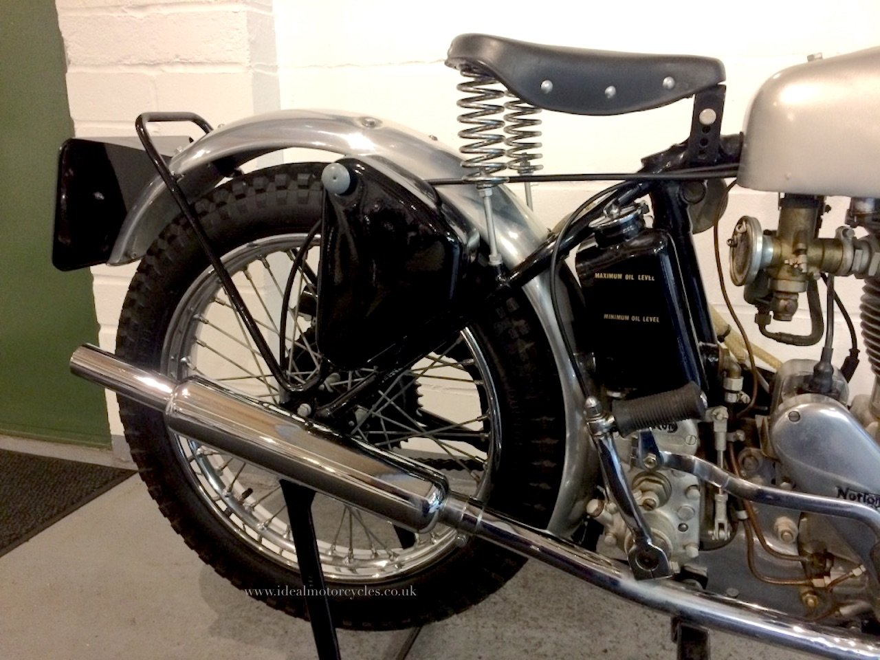 1951 Norton 500T For Sale (picture 2 of 7)