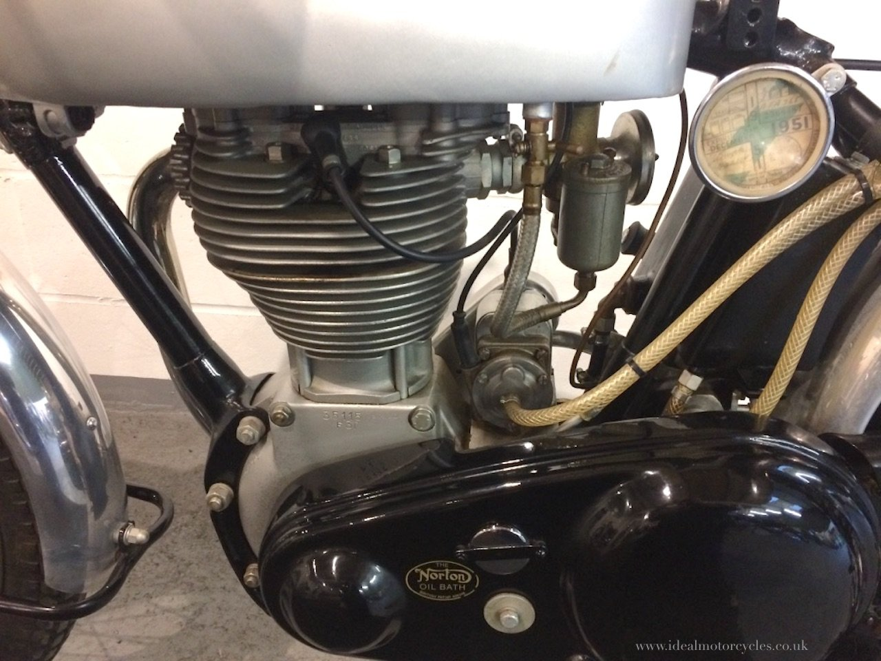 1951 Norton 500T For Sale (picture 5 of 7)