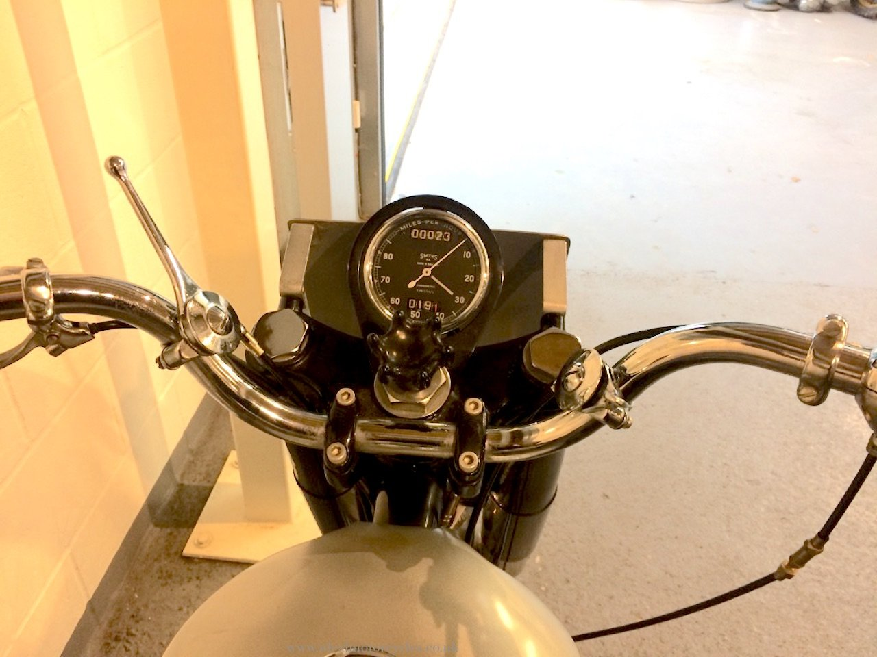 1951 Norton 500T For Sale (picture 6 of 7)