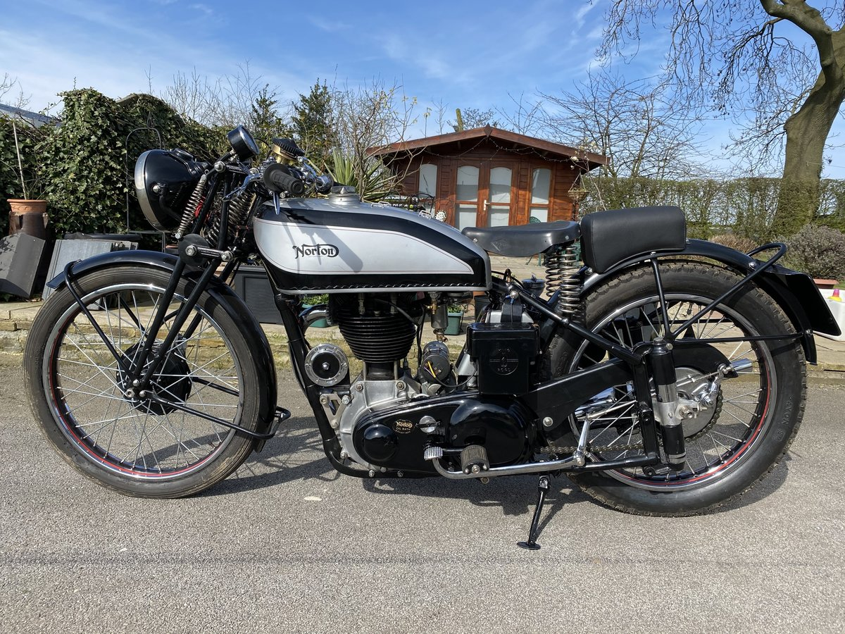 1939 Norton International 500cc For Sale by Auction (picture 2 of 50)