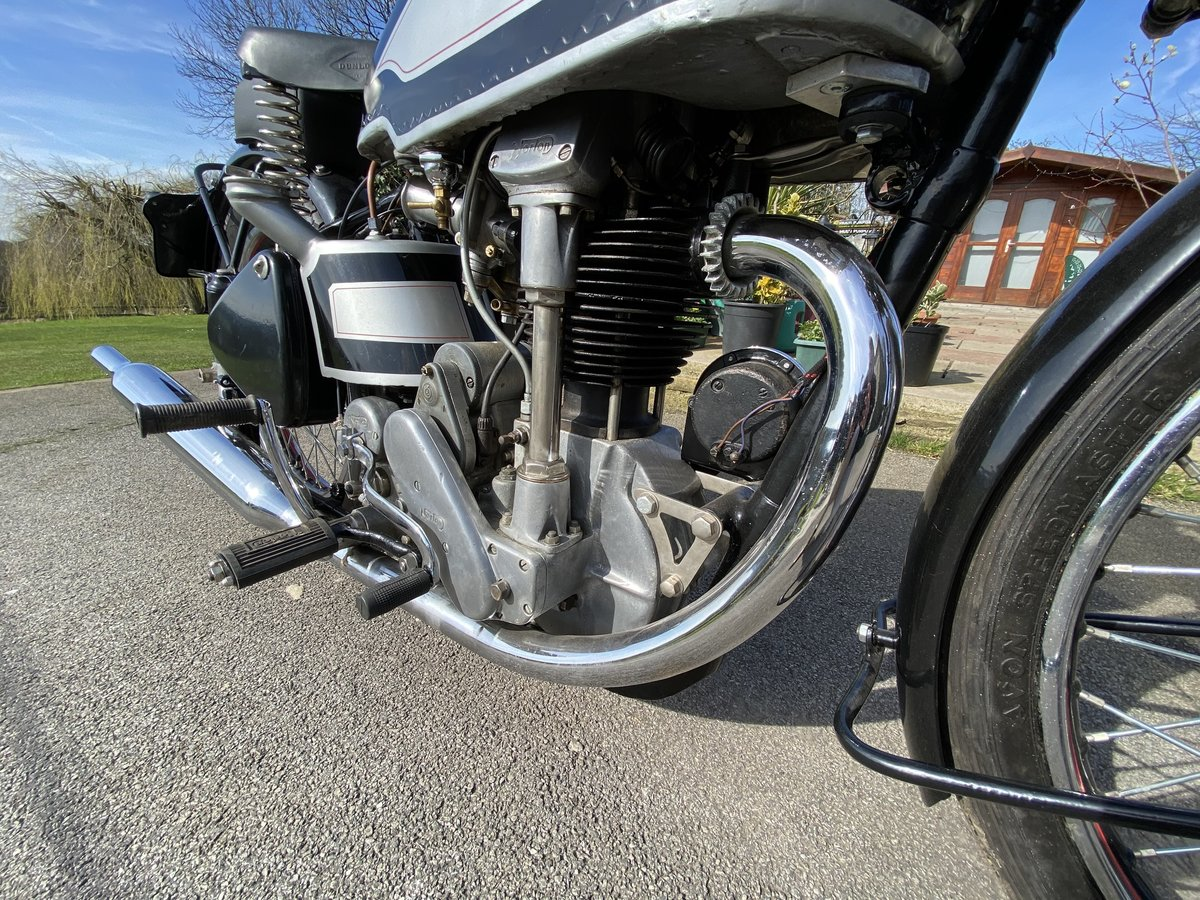 1939 Norton International 500cc For Sale by Auction (picture 5 of 50)