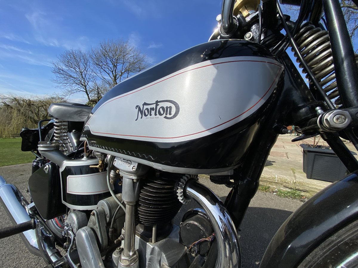 1939 Norton International 500cc For Sale by Auction (picture 7 of 50)