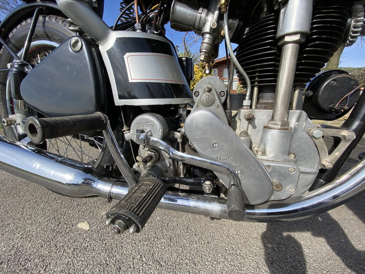 1939 Norton International 500cc For Sale by Auction (picture 9 of 50)