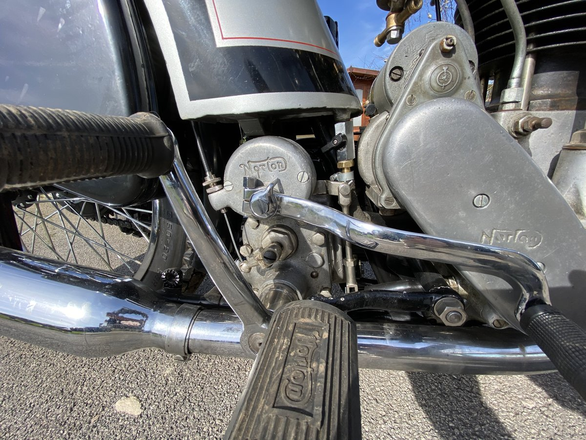1939 Norton International 500cc For Sale by Auction (picture 10 of 50)