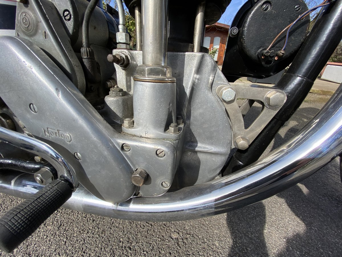 1939 Norton International 500cc For Sale by Auction (picture 15 of 50)
