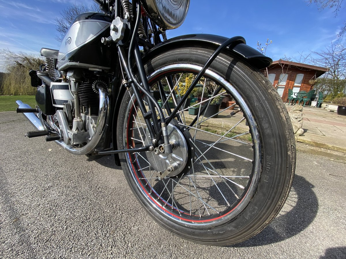 1939 Norton International 500cc For Sale by Auction (picture 16 of 50)