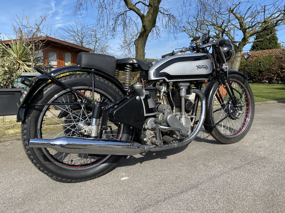 1939 Norton International 500cc For Sale by Auction (picture 18 of 50)