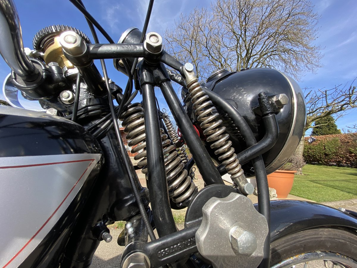 1939 Norton International 500cc For Sale by Auction (picture 22 of 50)