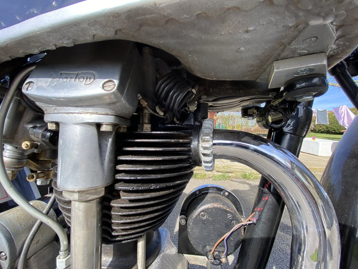 1939 Norton International 500cc For Sale by Auction (picture 33 of 50)